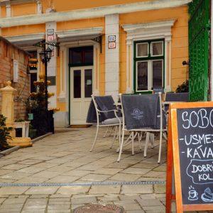 Villa Vodička- Kaviareň a bar