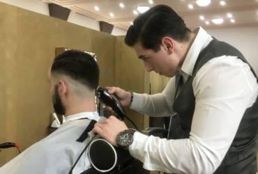 On Edge - Barber Shop/Pánske holičstvo